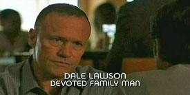 Burn Notice TV character Dale Lawson played by Michael Rooker, photo