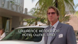 Photo of Brett Cullen playing Burn Notice TV character Lawrence Henderson