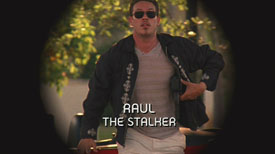 Photo of Kevin Alejandro playing Burn Notice TV character Raul