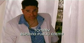 Photo of Nicholas Turturro playing Burn Notice TV character Tommy D�Antonio