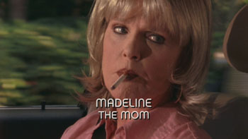 Burn Notice TV character Madeline Westen played by Sharon Gless, photo