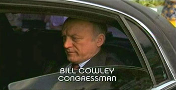 Burn Notice TV character Bill Cowley played by John Doman, photo
