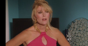Burn Notice TV character Veronica played by Audrey Landers, photo
