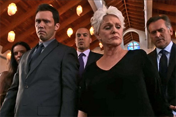 Photo of Burn Notice TV season six episode 607