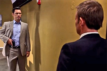 Photo of Burn Notice TV season six episode 608
