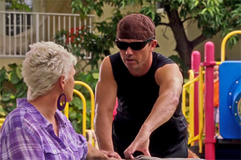 Photo of Burn Notice TV season six episode 615