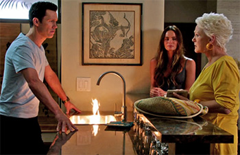 Photo of Burn Notice TV season six episode 616