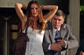 Photo of Burn Notice Character: Fiona Glenanne
